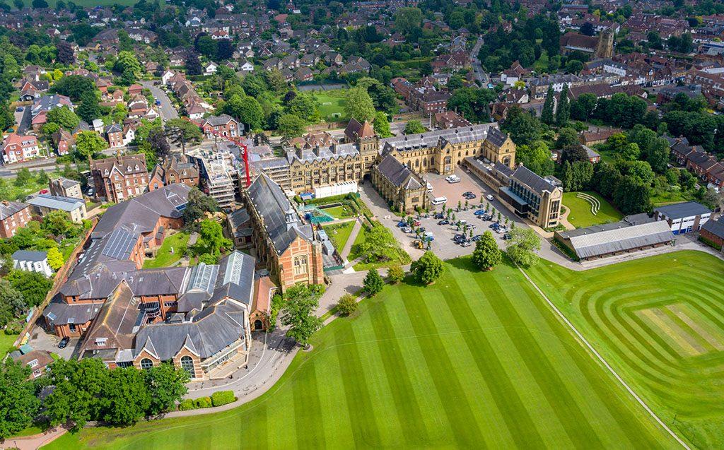 Encontrar la mejor boarding school de UK por ubicación
