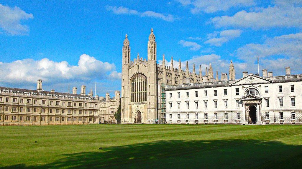 Cambridge es una de las mejores ciudades para estudiar en Reino Unido